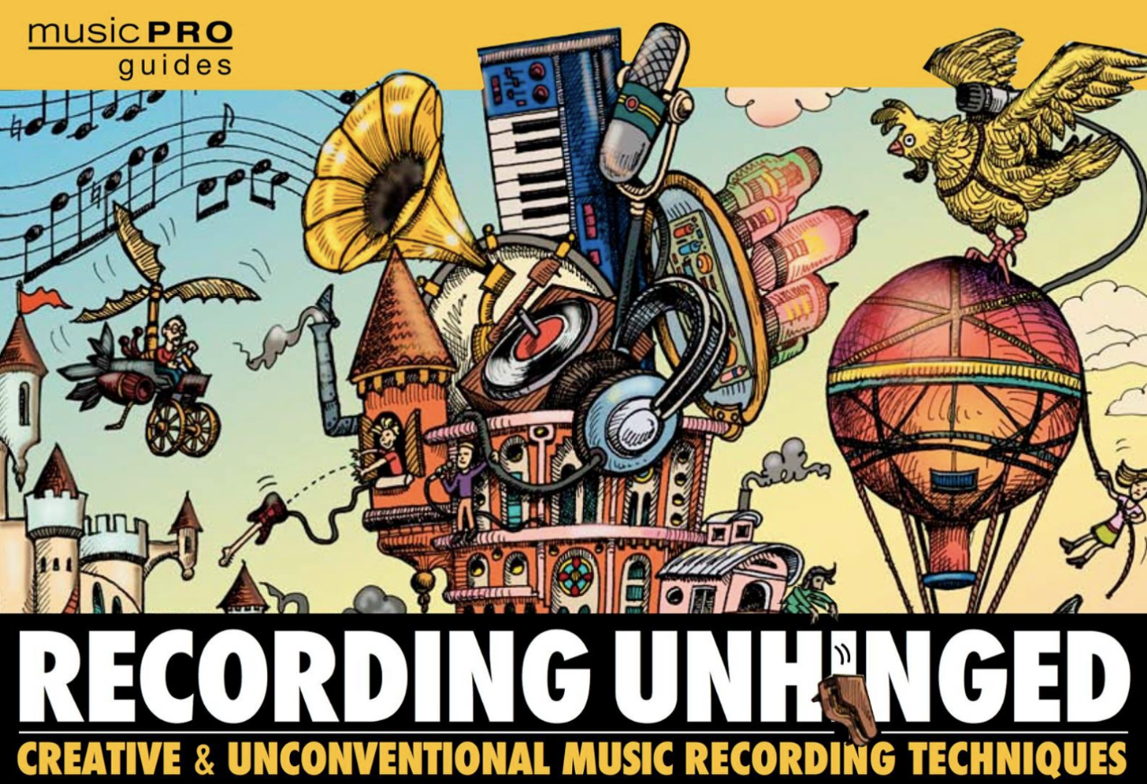 Recording Unhinged by Sylvia Massy (TEC Award Nominee 2016)
