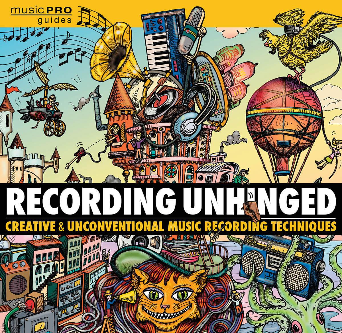 Recording Unhinged by Sylvia Massy (TEC Award Nominee 2016)