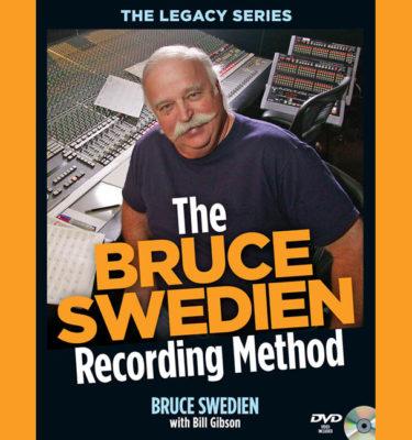 Bruce Swedien Rec Meth-COVER
