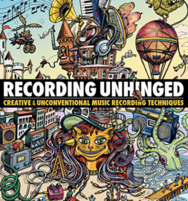 Recording Unhinged-COVER